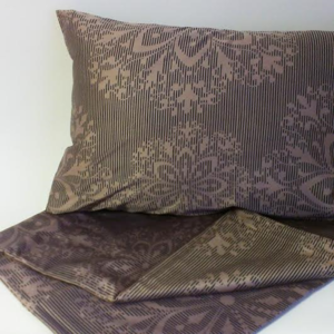 Satin bed linen set